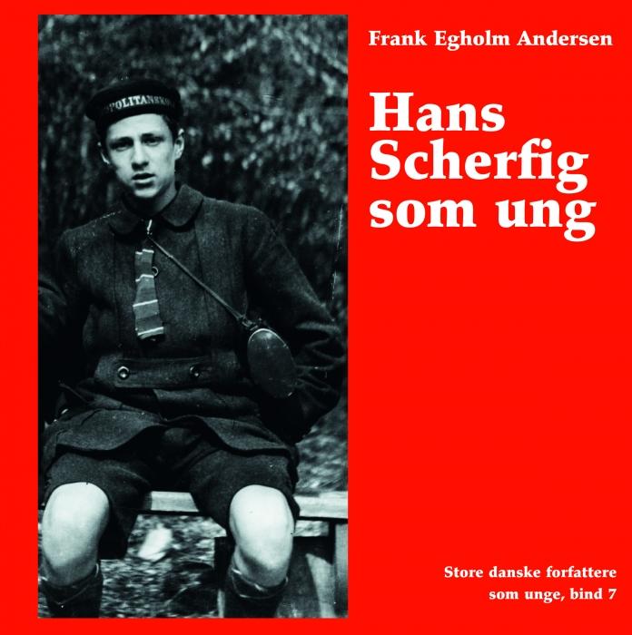 Image of   Hans Scherfig som ung (E-bog)