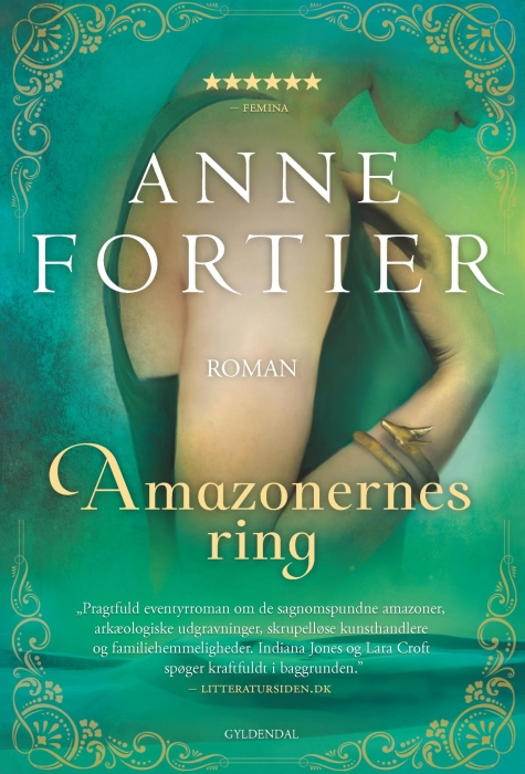 Image of   Amazonernes ring (E-bog)