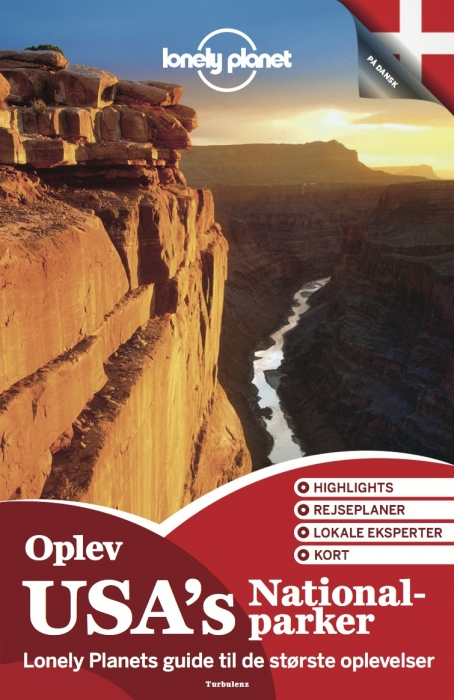 Oplev USAs Nationalparker (Lonely Planet) (E-bog)