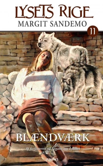 margit sandemo Lysets rige 11 - blændværk (e-bog) fra bogreolen.dk