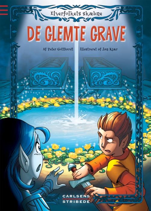peter gotthardt – Elverfolkets skæbne 3: de glemte grave (e-bog) fra bogreolen.dk