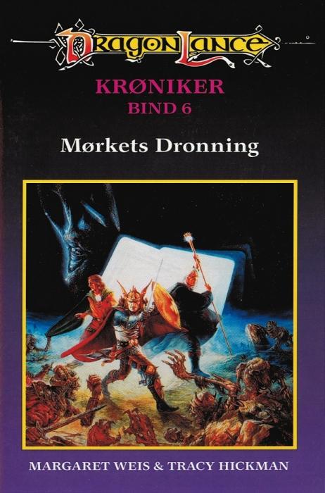 margaret weis Dragonlance - krøniker #6: mørkets dronning (e-bog) på bogreolen.dk
