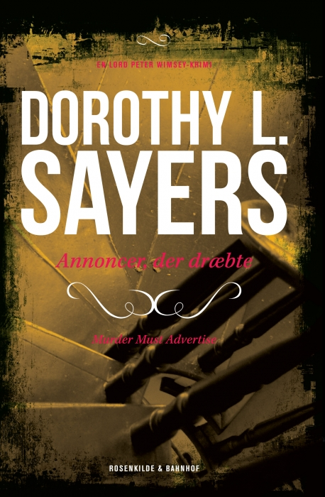 dorothy l. sayers – Annoncer, der dræbte (e-bog) fra bogreolen.dk