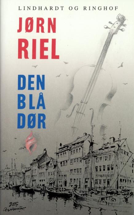 jørn riel – Den blå dør (lydbog) på bogreolen.dk