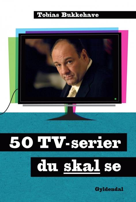 Image of   50 tv-serier du skal se (E-bog)