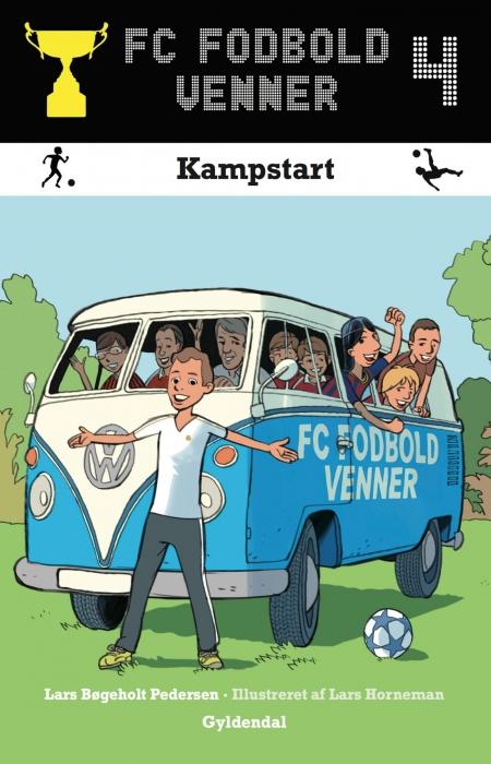 lars bøgeholt pedersen Fc fodboldvenner 4 - kampstart (e-bog) fra bogreolen.dk