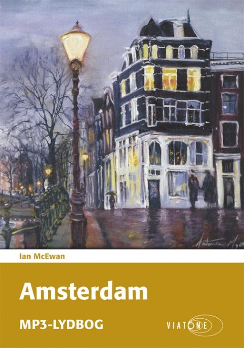 ian mcewan – Amsterdam (lydbog) på bogreolen.dk