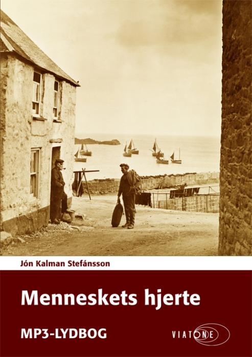jón kalman stefánsson – Menneskets hjerte (lydbog) på bogreolen.dk