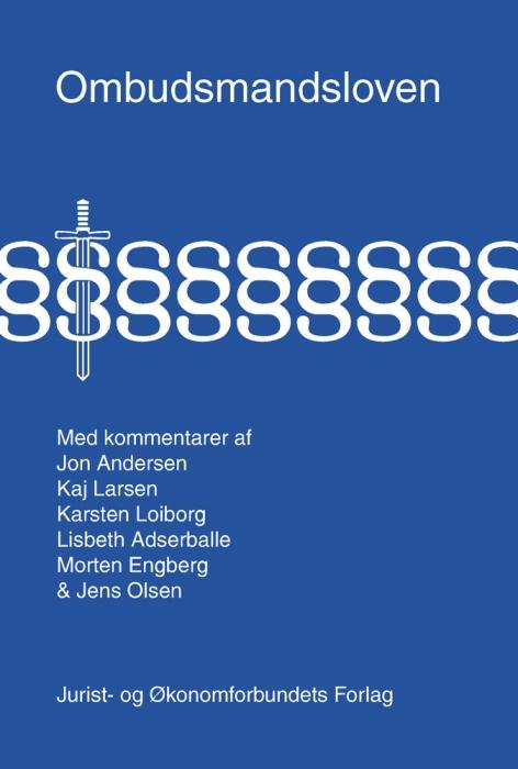 ombudsmandsloven med kommentarer (e-bog) fra jon andersen