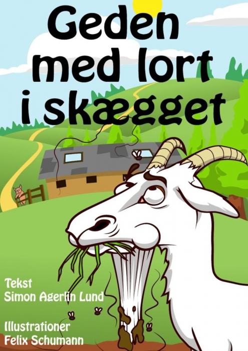 simon agerlin lund Geden med lort i skægget (e-bog) fra bogreolen.dk