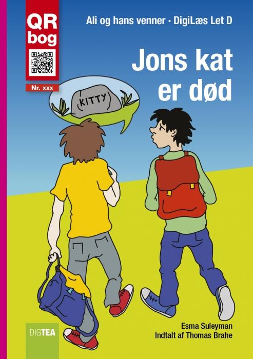 Jons kat er død - læs med lyd (e-bog) fra esma suleyman fra bogreolen.dk