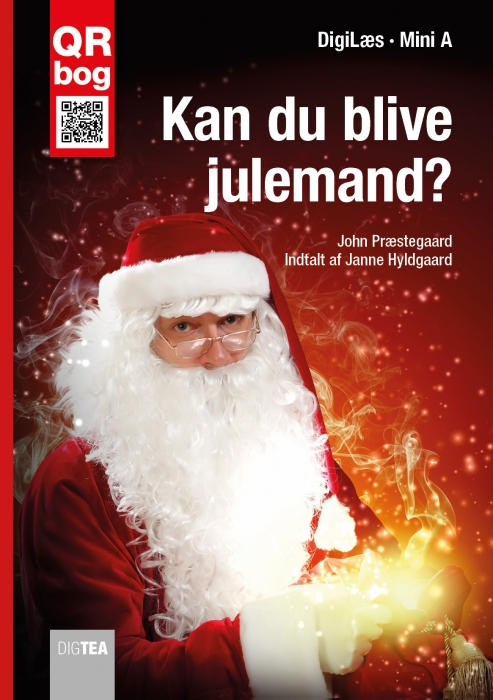 Billede af John Præstegaard, Kan du blive julemand? Læs med lyd (E-bog)