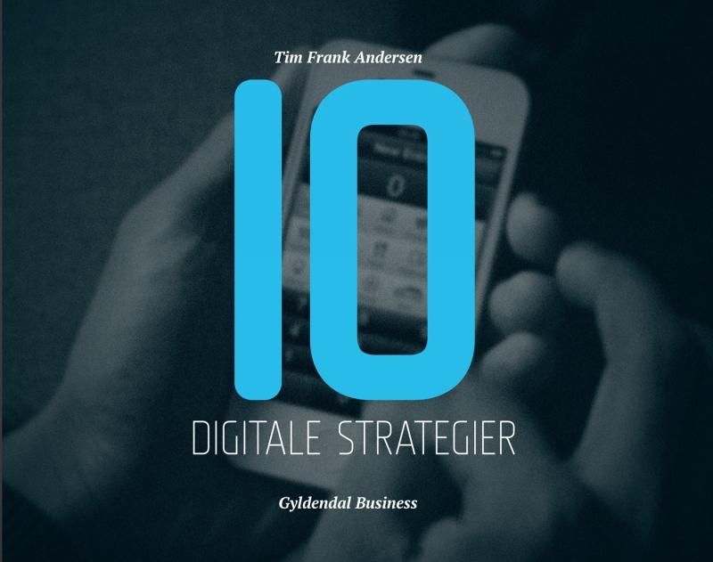 Image of   10 digitale strategier (E-bog)