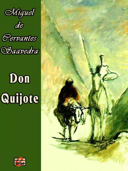 miguel de cervantes saavedra – Don quijote (e-bog) fra bogreolen.dk