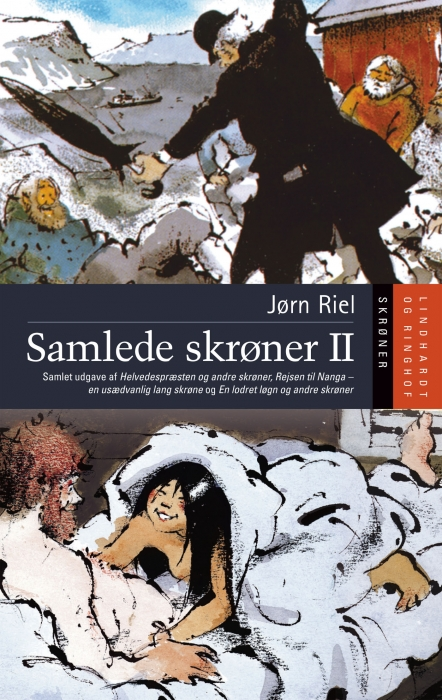 jørn riel – Samlede skrøner ii (e-bog) fra bogreolen.dk