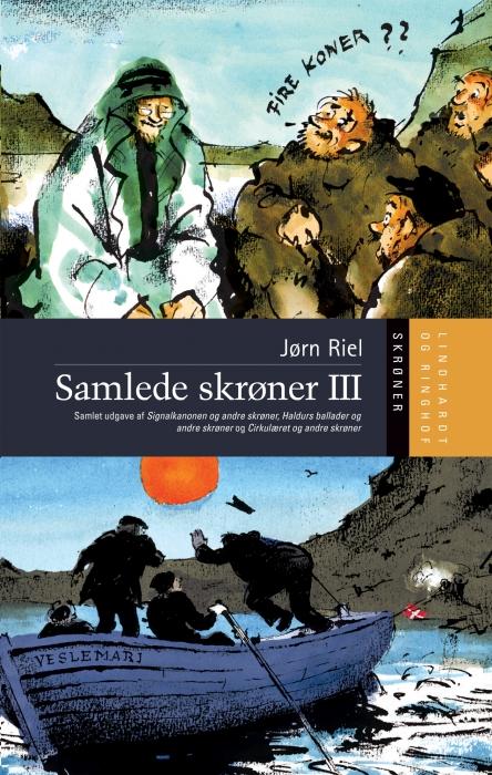 jørn riel Samlede skrøner iii (e-bog) på bogreolen.dk