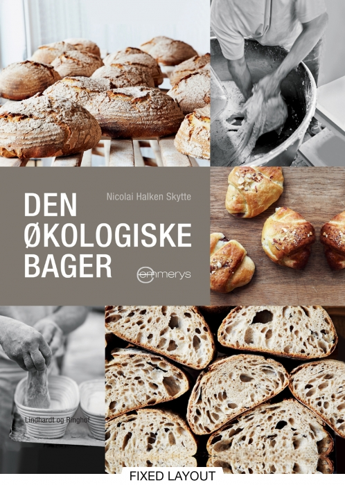 Den økologiske bager (E-bog)