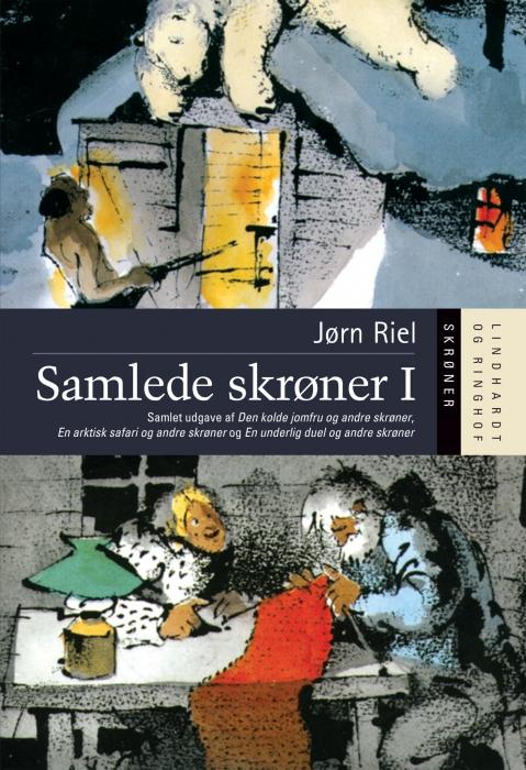Samlede skrøner i (e-bog) fra jørn riel på bogreolen.dk