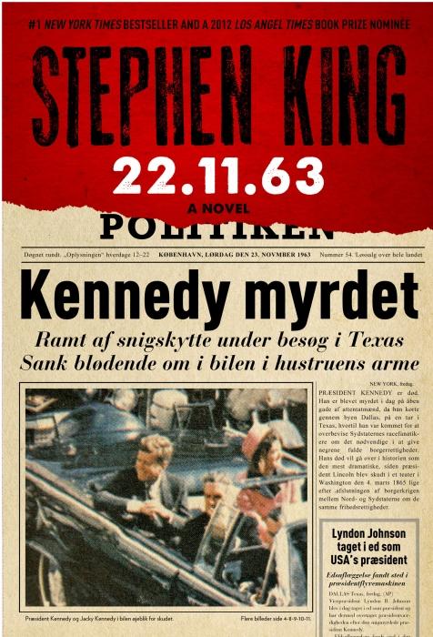 stephen king 22.11.63 (e-bog) på bogreolen.dk