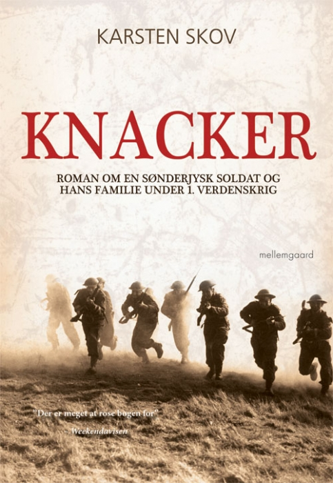 Knacker (e-bog) fra karsten skov fra bogreolen.dk