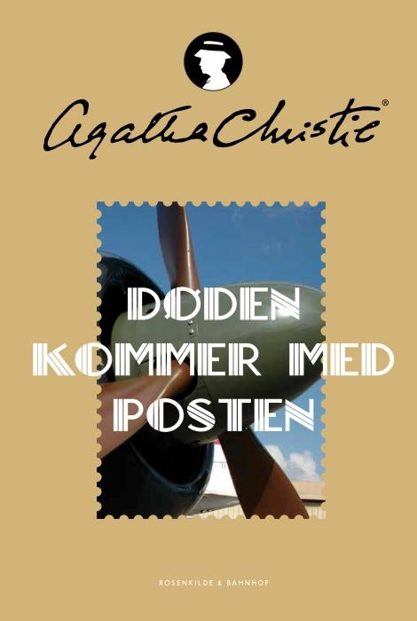 Image of Døden kommer med posten (Lydbog)