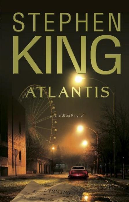 stephen king Atlantis (lydbog) på bogreolen.dk
