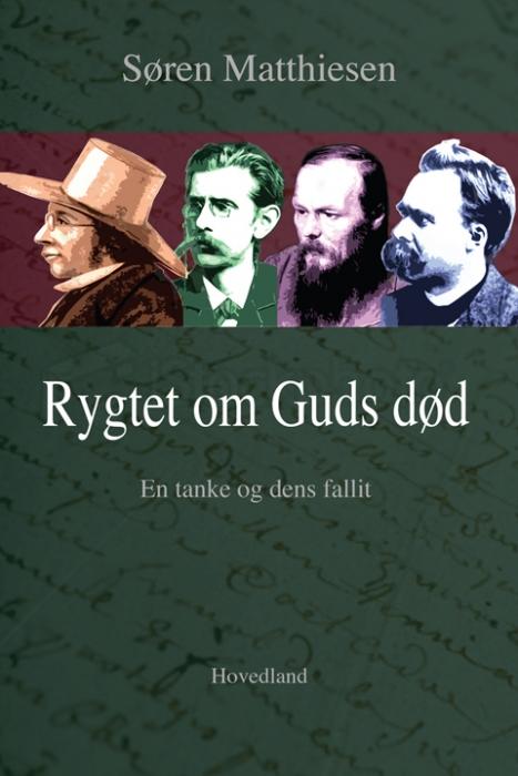 søren matthiesen – Rygtet om guds død (e-bog) fra bogreolen.dk