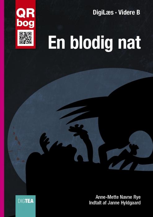 Image of En blodig nat - Læs med lyd (E-bog)