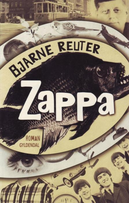 Zappa (e-bog) fra bjarne reuter fra bogreolen.dk