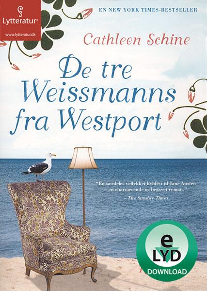 De tre Weissmanns fra Westport (Lydbog)