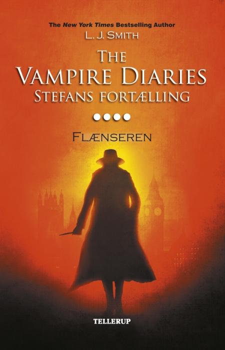 l. j. smith – The vampire diaries - stefans fortælling #4: flænseren (lydbog) fra bogreolen.dk