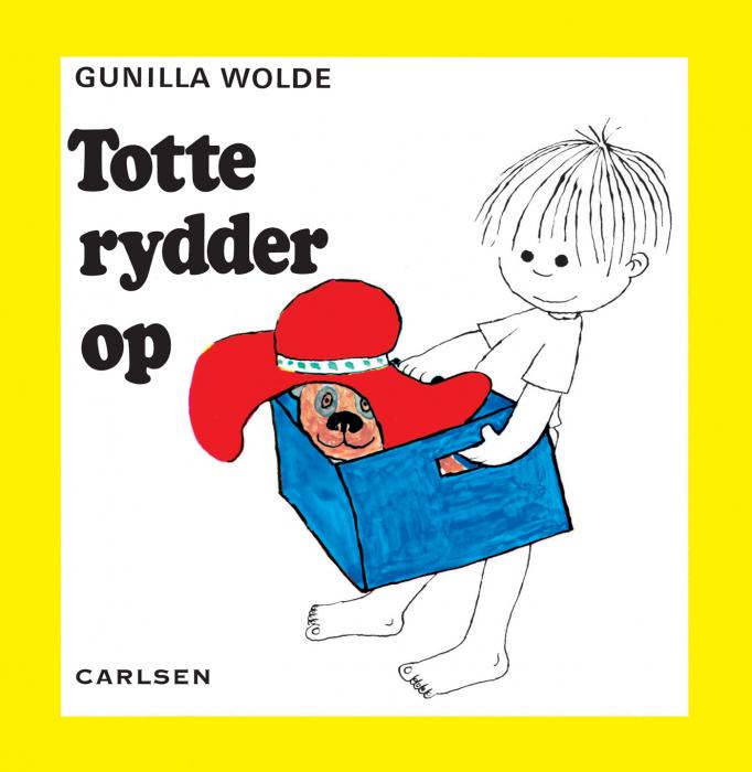 Totte rydder op (3) (e-bog) fra gunilla wolde på bogreolen.dk