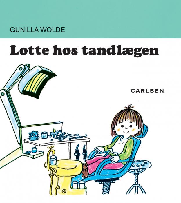 Lotte hos tandlægen (3) (e-bog) fra gunilla wolde fra bogreolen.dk