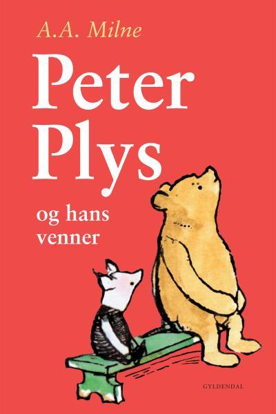 a. a. milne Peter plys og hans venner (lydbog) på bogreolen.dk