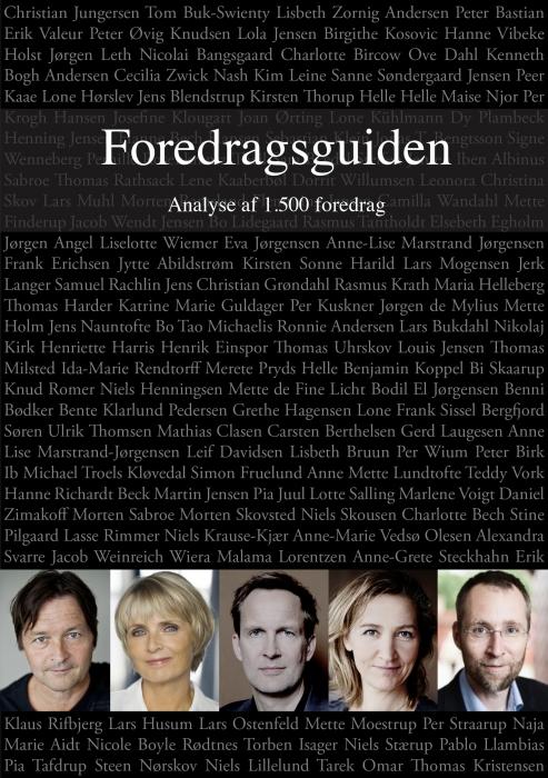 Foredragsguiden (e-bog) fra kristian hansen fra bogreolen.dk