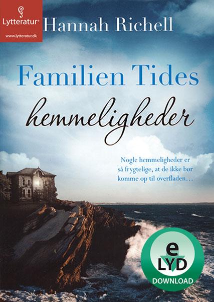 hannah richell Familien tides hemmeligheder (lydbog) på bogreolen.dk