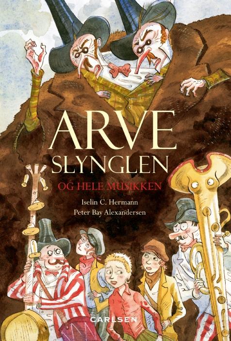 iselin c. hermann Arveslynglen og hele musikken (e-bog) fra bogreolen.dk