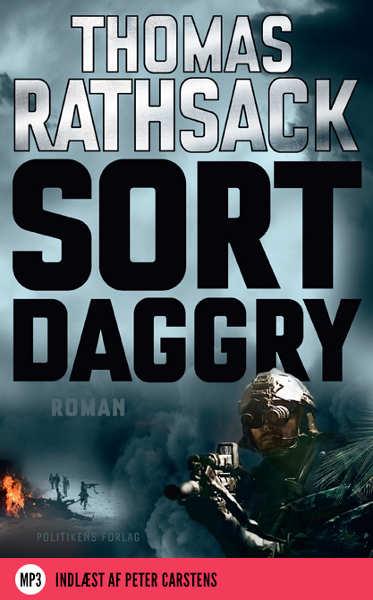 thomas rathsack Sort daggry (lydbog) på bogreolen.dk