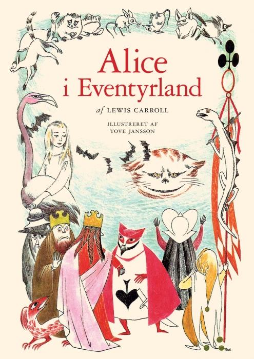 lewis carroll – Alice i eventyrland (e-bog) fra bogreolen.dk