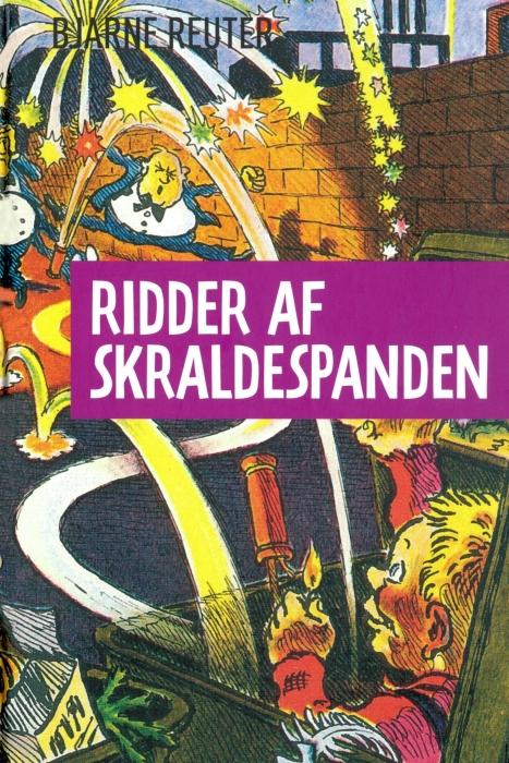 Billede af Bjarne Reuter, Bertram 3 - Ridder af skraldespanden (E-bog)
