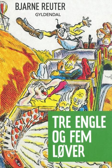 bjarne reuter – Bertram 4 - tre engle og fem løver (e-bog) fra bogreolen.dk