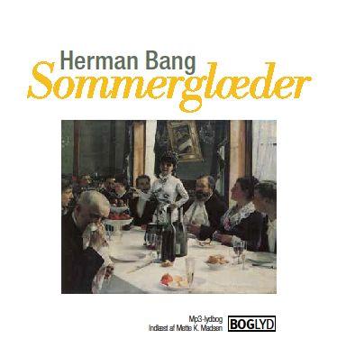 herman bang Sommerglæder (lydbog) på bogreolen.dk
