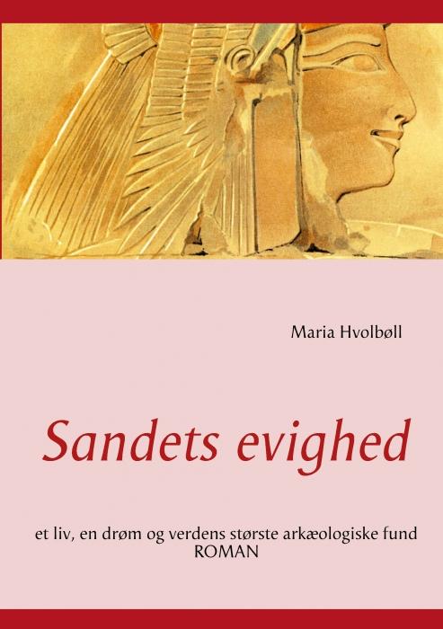 maria hvolbøll Sandets evighed (e-bog) på bogreolen.dk