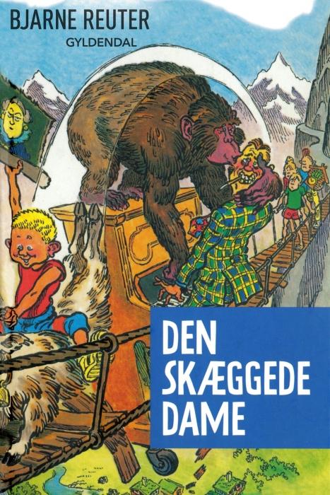 bjarne reuter – Bertram 6 - den skæggede dame (e-bog) fra bogreolen.dk