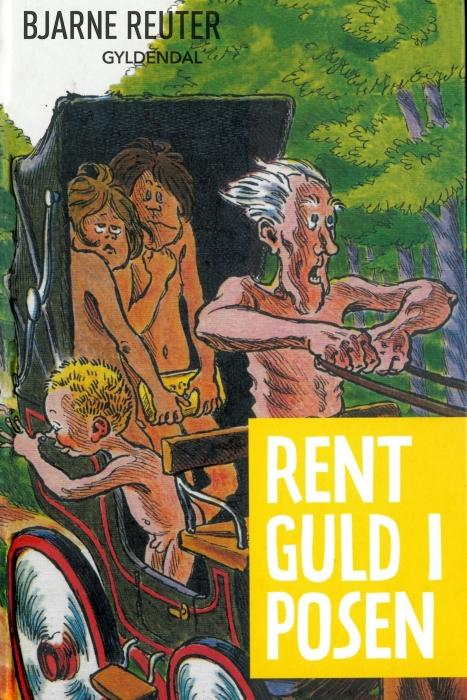 Bertram 2 - Rent guld i posen (E-bog)
