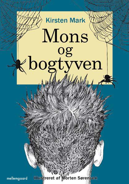 kirsten mark – Mons og bogtyven (e-bog) på bogreolen.dk
