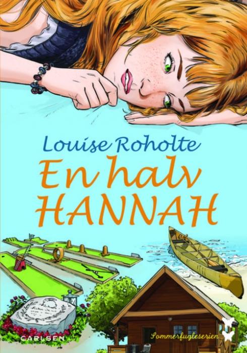 louise roholte En halv hannah (lydbog) fra bogreolen.dk