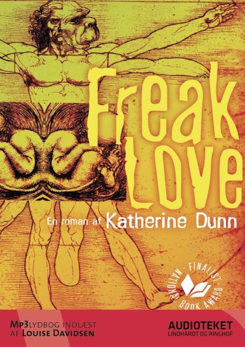 Freak Love (Lydbog)