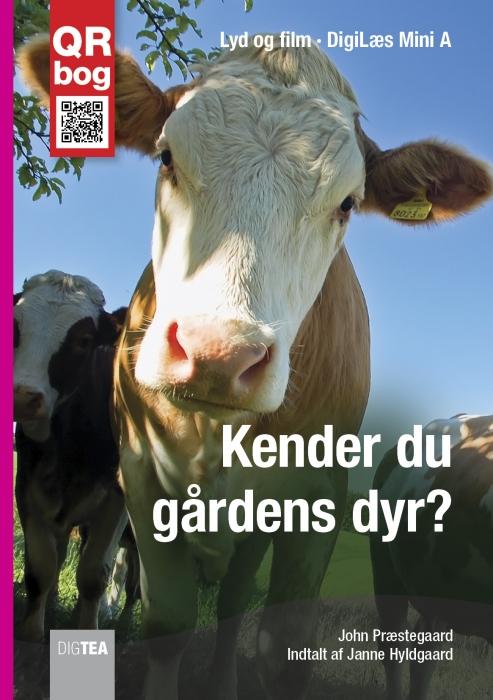 john præstegaard Kender du gårdens dyr? læs med lyd (e-bog) fra bogreolen.dk