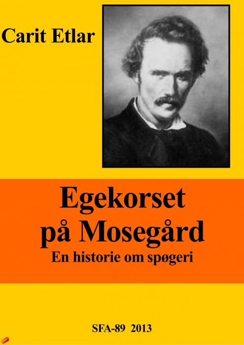 carit etlar Egekorset på mosegård (e-bog) fra bogreolen.dk